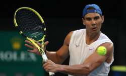 File image of Rafael Nadal