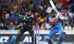 Live Score India vs New Zealand, 3rd T20I: Rohit's 65 powers India to 179/5