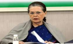 Delhi Elections 2020: Congress meet at Sonia Gandhi's residence to finalise candidate list