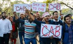 A representative image of an anti-CAA demonstration
