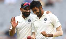 How can people start questioning Bumrah's ability after just 2-4 games? Asks Shami