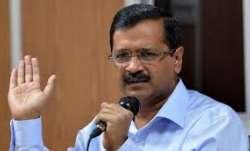 AAP government guarantee card priority Arvind Kejriwal cabinet