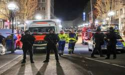 8 killed, mass shooting, Germany