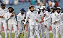 Team India after series win against Bangladesh at home last