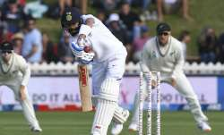 Live Score, India vs New Zealand 1st Test Day 3