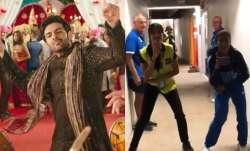 Kartik Aaryan's favourite cricketer Jemimah Rodrigues aces 'Haan main galat' step. Watch video