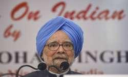 Nationalism, 'Bharat Mata Ki Jai' being misused to construct militant idea of India: Manmohan