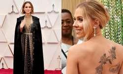 Natalie Portman, Scarlett Johansson, and others gl