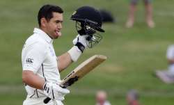 File image of Ross Taylor