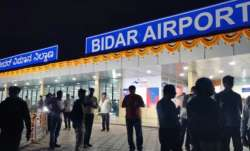 First flight from Bidar takes off; 8th Karnataka town to join aviation map