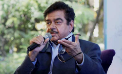 A file photo of Congress leader Shatrughan Sinha