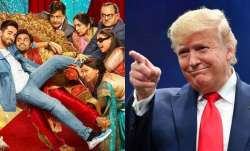 Donald Trump reacts to Ayushmann Khurrana's film Shubh Mangal Zyada Saavdhan