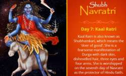 Navratri 2020 Day 7: Worship Maa Kaalratri | Shubh muhurat, puja vidhi, vrat katha, bhog and stotr p
