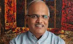 A file photo of BJP MP Vinay Sahasrabuddhe