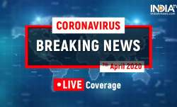 Coronavirus LIVE Updates: The total number of global cases