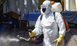 India's coronavirus cases surge to 1,834, death toll at 41