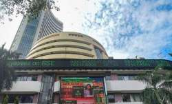 A representational image of the Bombay Stock Exchange