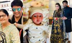 On comedian Kapil Sharma's birthday, look how he loves spending time with his mother, wife and daugh