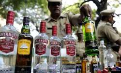 Liquor bottles seized from ambulance in West Bengal's