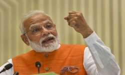 PM Modi asks citizens to light candles, diyas for 9 minutes
