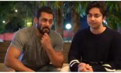 Salman Khan urges fans to stay home and stay safe, says Jo Dar Gaya Samjho Bach Gaya (Video)