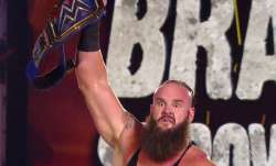 WWE Wrestlemania: Braun Strowman beats Goldberg to become Universal Champion; Undertaker dominates A