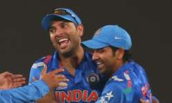 Rohit Sharma reminds Yuvraj Singh of this Pakistan legend