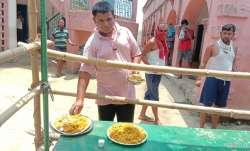 40 rotis, 10 plates of rice: Bihar man's diet in a quarantine center