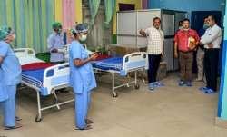 Chhattisgarh gets first COVID-19 quarantine centre for pregnant women
