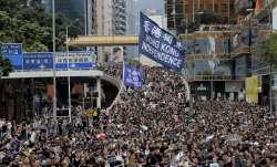 100 kids arrested over Hong Kong national anthem