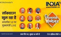 #CMsOnIndiaTV: Chief Ministers from 15 states deliberate on fine print of Unlock 1