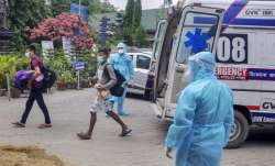 COVID-19 cases in Assam