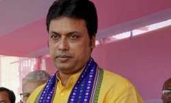 Rahul Gandhi should stop blaming centre government: Tripura CM Biplab Deb