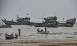 Gujarat Cyclone Nisarga