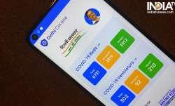 delhi corona mobile app, mobile app for coronavirus, mobile app for patients, delhi mobile app for p
