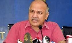 Manish Sisodia/File Image