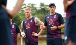 Root briefly handed over the captaincy to Ben Stokes for
