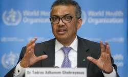 WHO Director-General Tedros Adhanom Ghebreyesus/FILE IMAGE