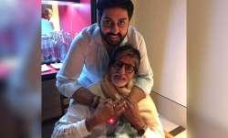 Amitabh Bachchan, son Abhishek test COVID-19 positive | UPDATES