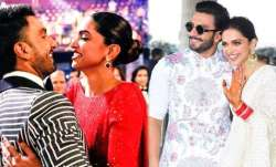 Photos of 'birthday boy' Ranveer Singh, 'beauty queen'