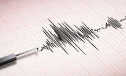 Magnitude-4.7 earthquake jolts North-Northwest of Kargil in Ladakh (Representational image)