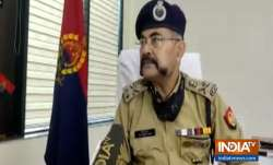 In conversation with India TV, UP ADG Prashant Kumar