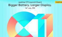 realme, realme smartphones, realme c series, realme c11, realme c11 launch in india on july 14, real