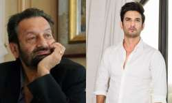 Sushant Singh Rajput case: Director Shekhar Kapur sends his statement to Mumbai police via e-mail