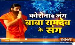 Treat ulcers, constipation, colitis by Swami Ramdev's yoga asanas