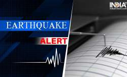 Magnitude 3.5 earthquake hits Nagaland's Longleng district