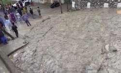 Kashmir, Cloudburst, Srinagar, Leh