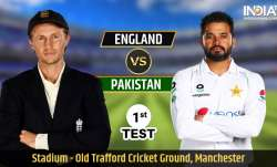 Live Streaming Cricket, England vs Pakistan 1st Test: Watch ENG vs PAK live cricket match online on