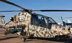 2 Light Combat Helicopters deployed at LAC for IAF missions