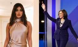 Priyanka Chopra lauds Kamala Harris on being selected as US Vice Presidential candidate